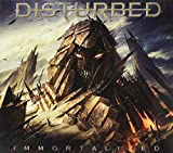 Disturbed: Immortalized (Deluxe Edition) (Audio CD)