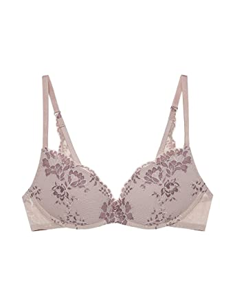 Intimissimi Femme Soutien-Gorge Push-Up Gioia Floreal Kiss  Amazon ... c44cbe4e3b1