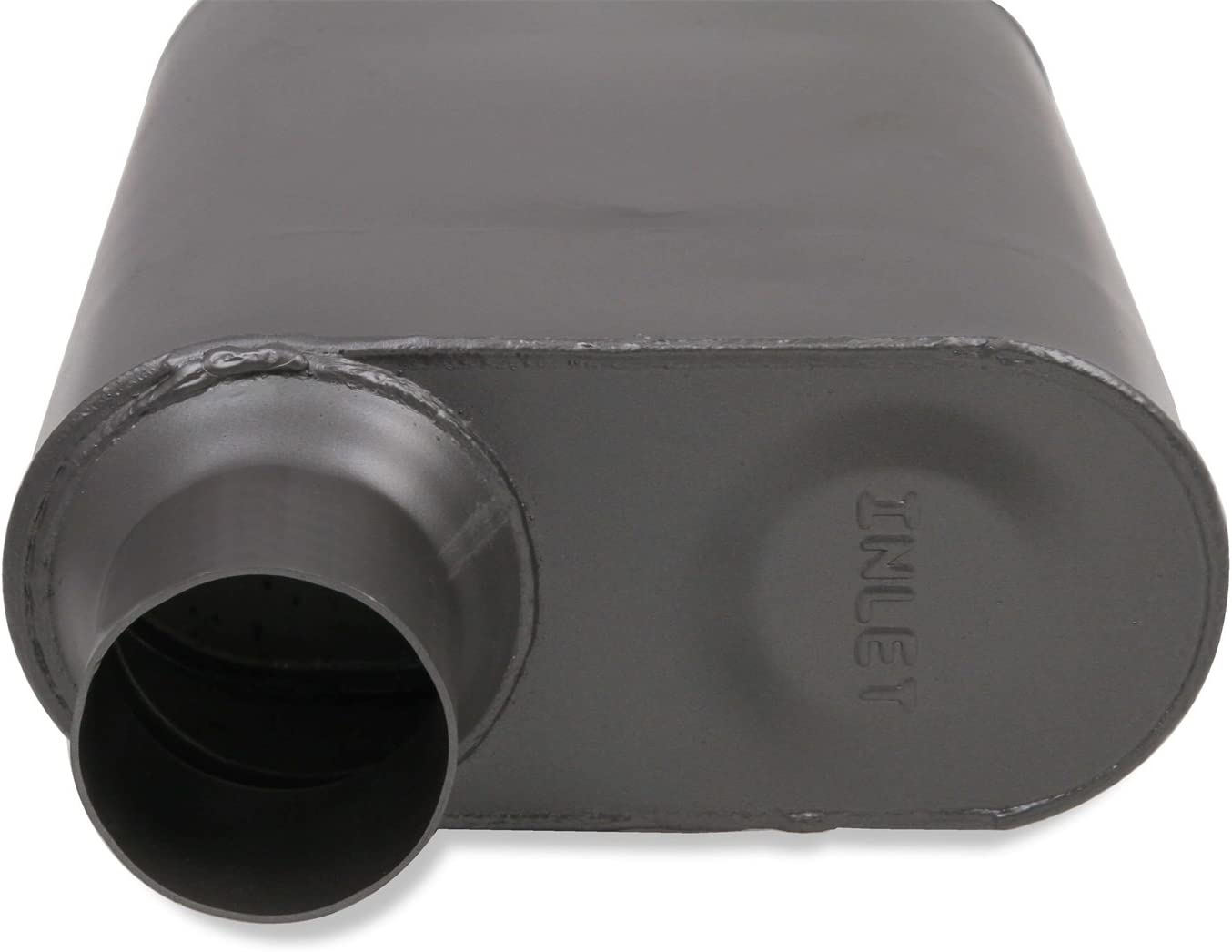 Flowtech Raptor 13In 3-Chambered Muffler 2.25O In//2.25C Out