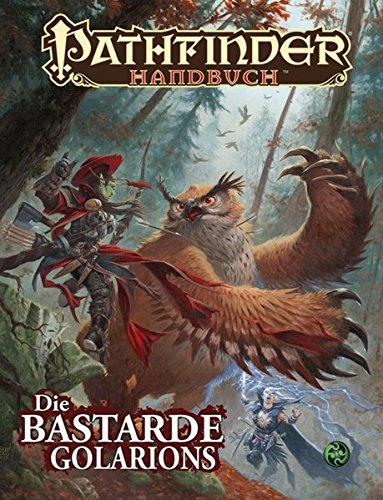 Die Bastarde Golarions: Pathfinder Handbuch