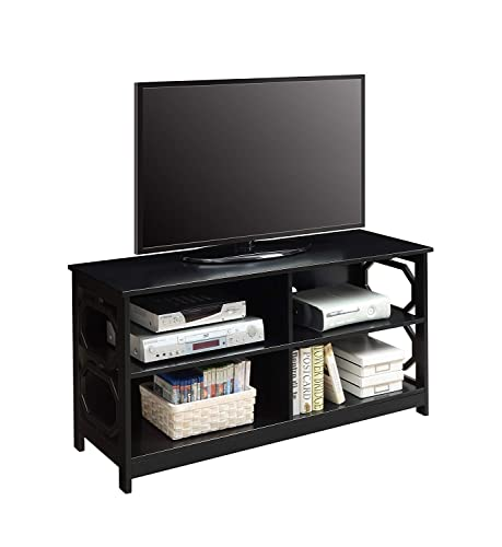 Convenience Concepts Omega TV Stand, Black