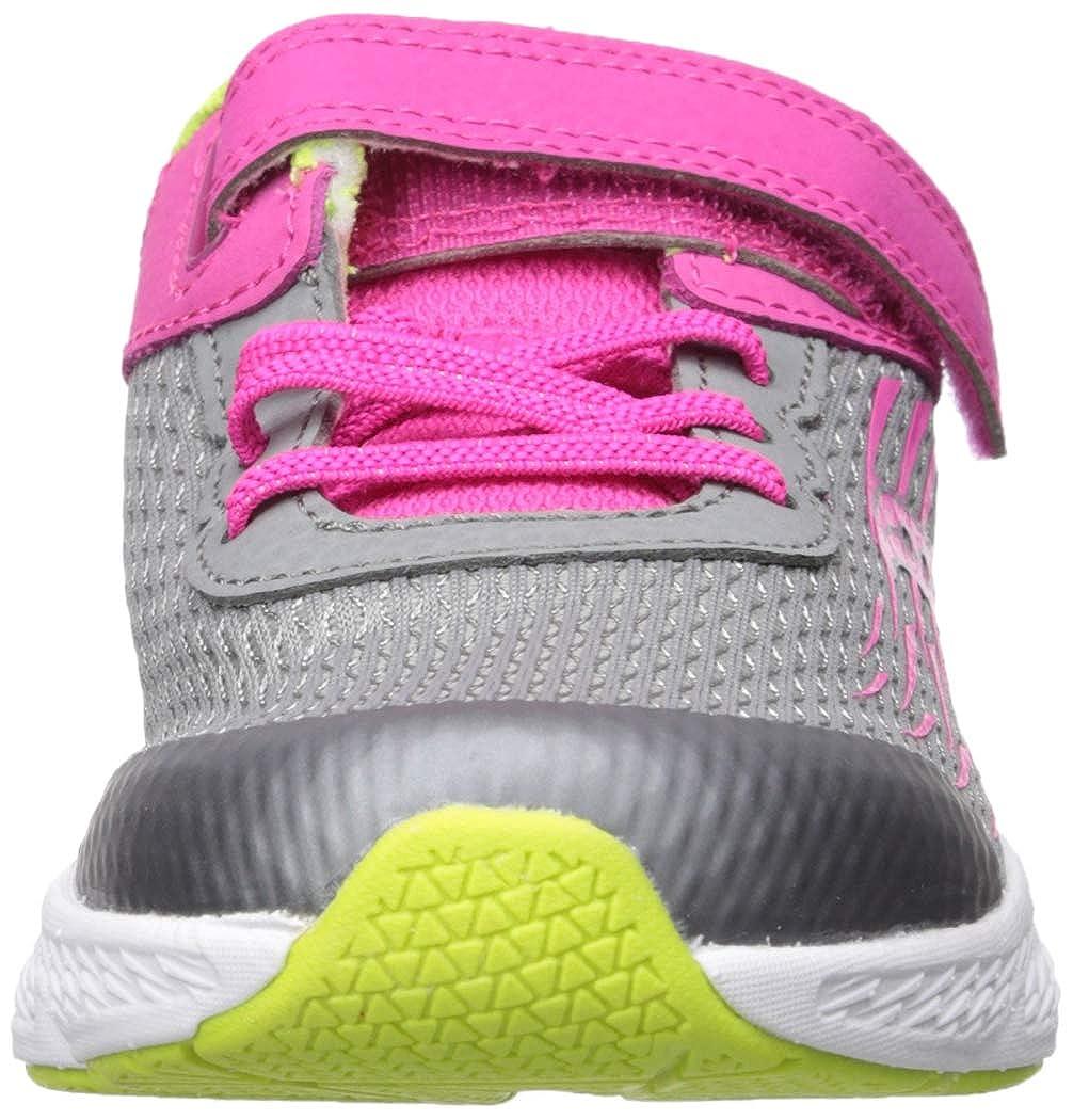Saucony Unisex Wind A//C Sneaker Grey//Pink 065 Wide US Big Kid
