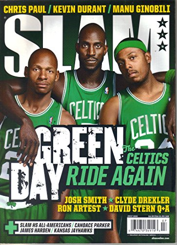 Slam Magazine, July 2008 (No. 119)