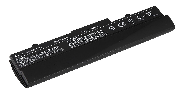 4400mAh Notebook portátil recambio de batería para Asus Eee PC 1001 1005 1101 R101: Amazon.es: Electrónica