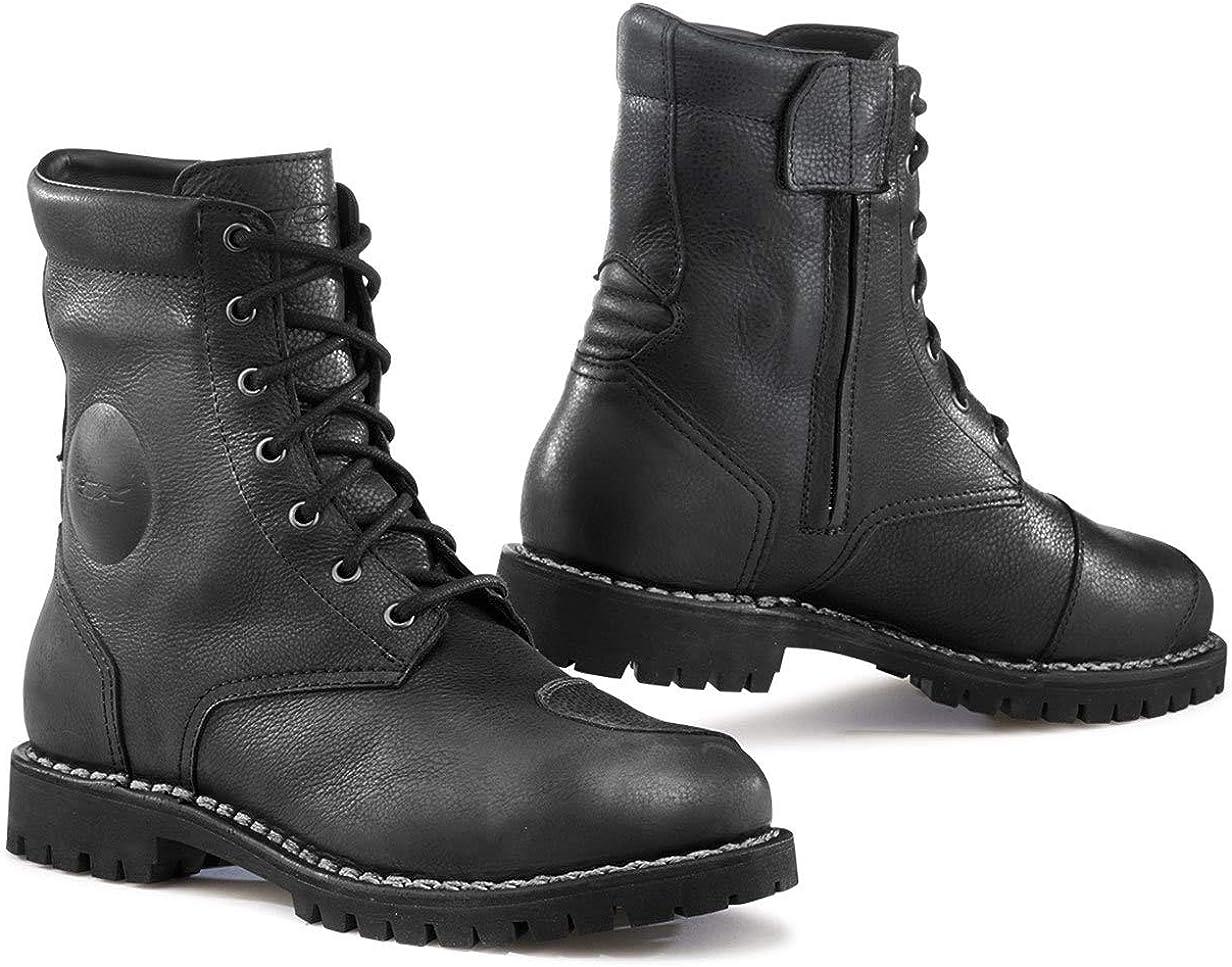 TCX Hero Waterproof Mens Street Boots Black 44 EUR//10 USA
