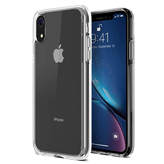 buy popular 8a32d 84381 iPhone XR Case, Trianium Clarium Case Compatible Apple iPhone XR  (2018)[6.1