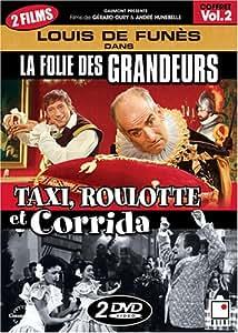 Amazon.com: La folie des grandeurs / Taxi roulotte et corrida - De