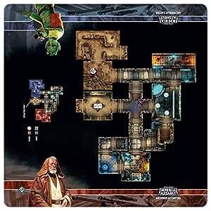 Fantasy Flight Games SWI42 Star Wars: Anchorhead Cantina Skirmish M Board Game