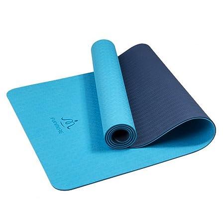 QIDI Estera De Yoga Ejercicio Fitness Ejercicio ...