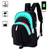 af4d323804c1 Gorgebuy Luminous Backpack - Galaxy Schoolbag Glow In Dark Backpack ...