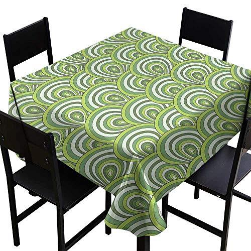 Banquet square tablecloth,36