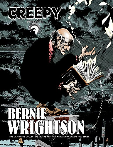 Creepy Presents Bernie Wrightson (Jezovnik series Book -