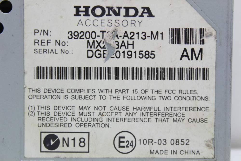 Genuine Honda 39200-T2A-A21 Active Noise Control Unit