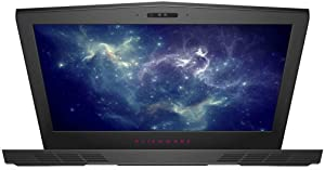 "Dell 15.6"" Alienware 15R4 Laptop, 4K UHD 60Hz IPS Display, Intel Core i9-8950HK 2.9GHz, 16GB DDR4, 512GB PCIe SSD, NVIDIA GeForce GTX 1080 8GB, Win10Home"