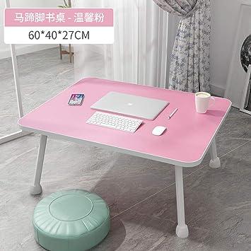 Mesa de Cama Ajustable Mesa para Laptop Mesa de Cama Mesa pequeña ...