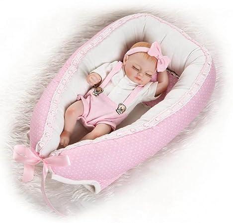 YIHANGG Twins Sac De Couchage Reborn Bébé Poupées Mini