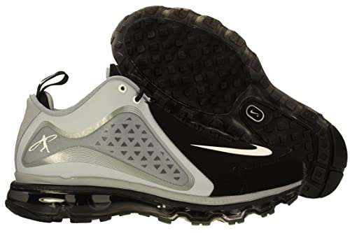 separation shoes 7fe82 7ceea Mens Nike Air Griffey Max 360 Training Shoes Black   Wolf Grey   White  538408-
