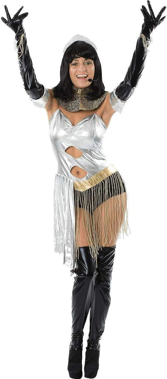 ORION COSTUMES Disfraz de Reina de la Noche Cantante Música para ...