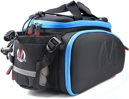 RockBros Waterproof Foldable Backpack Hiking Cycling Outdoor Nylon Bag Blue