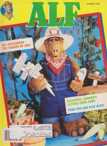 Alf Magazine (Welsh) #7 VG ; Welsh comic book