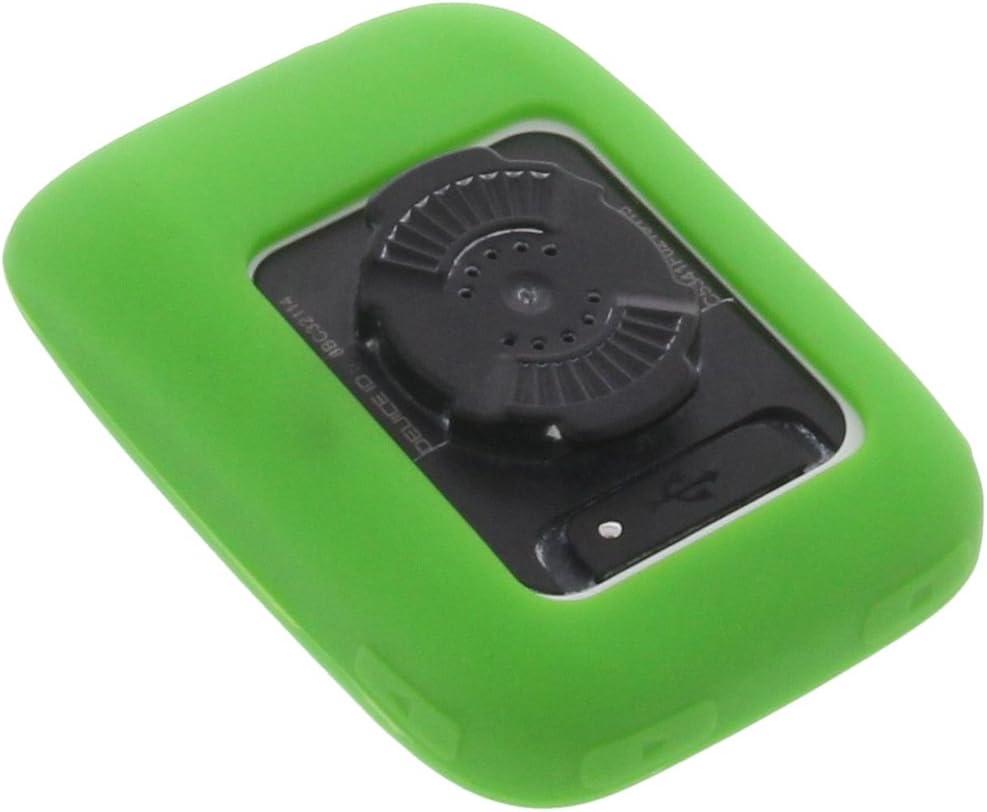 foto-kontor /Étui pour Polar M450 M460 Housse de Protection Silicone Verte