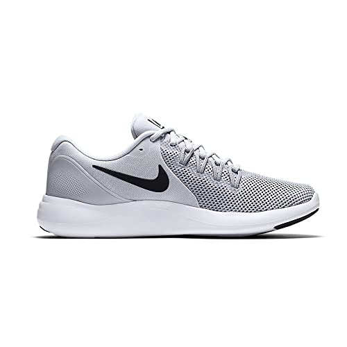 da809a440f42 Nike Mens Lunar Apparent Pure Platinum Black Wolf Grey Cool Grey Size 12   Buy Online at Low Prices in India - Amazon.in