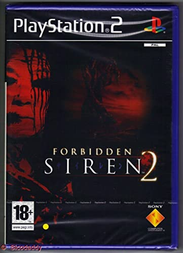 Forbidden Siren 2 Ps2 Amazon In Video Games