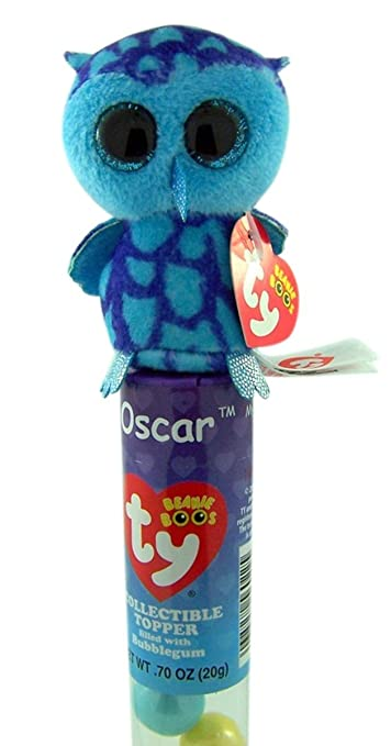 bc51d0bab2 Image Unavailable. Image not available for. Color  Flix Candy Ty Beanie  Boos Collectible Plush Topper Tube ...
