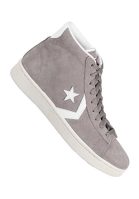 CONVERSE Converse pro leather mid zapatillas moda hombre: CONVERSE: Amazon.es: Zapatos y complementos