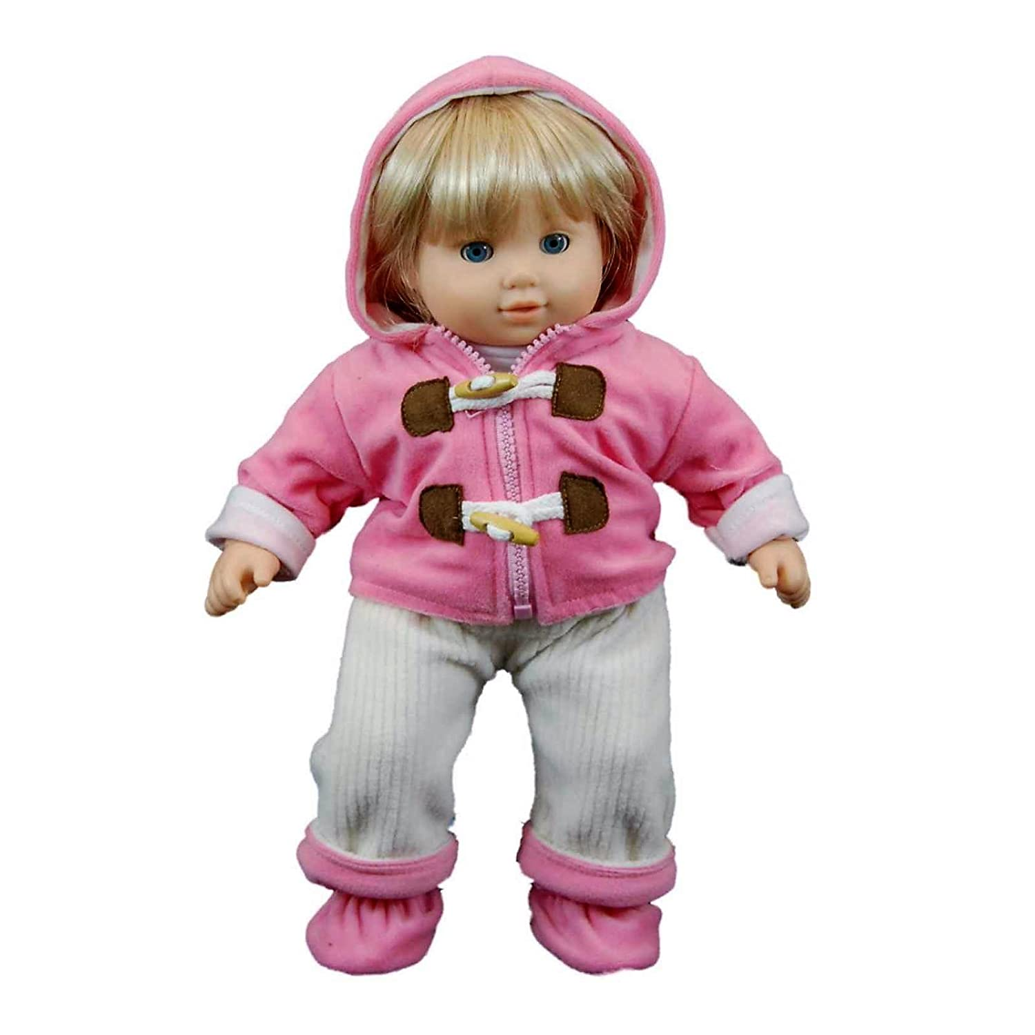 "Amazon 15"" Doll Clothes For American Girl s Bitty Baby & Twins"