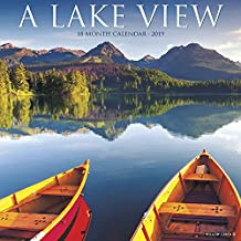 Lake View 2019 Wall Calendar