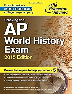 Can I have some tips for taking AP World History?