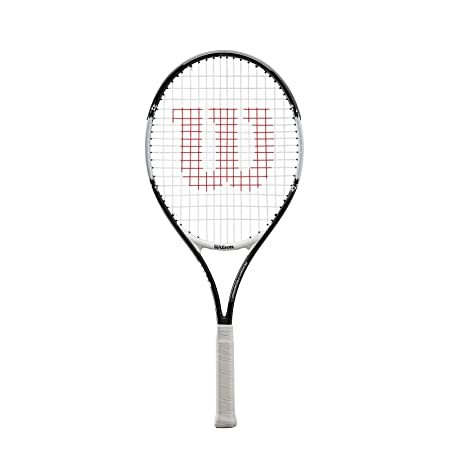 Buy Wilson Roger Federer 25 Aluminum Alloy Tennis Racquet 4 1 2inches Online At Low Prices In India Amazon In