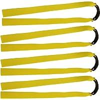 Mangobuy - 10 bandas de gomas elásticas planas
