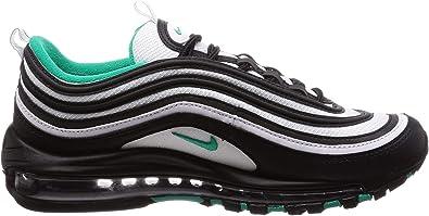NIKE Air Max 97 Sneakers Nero Bianco Verde 921826 013 (40.5
