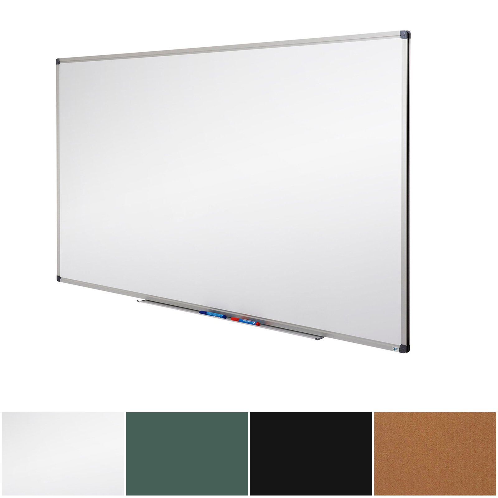 Master of Boards White Board | Magnet Dry Erase Board | Magnetic Message and Memo Planner for Commercial or Private Use | 4 Sizes | 36'' x 24'' by Master of Boards (Image #6)