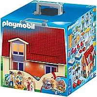 PLAYMOBIL Dollhouse Casa de Muñecas Maletín, A partir