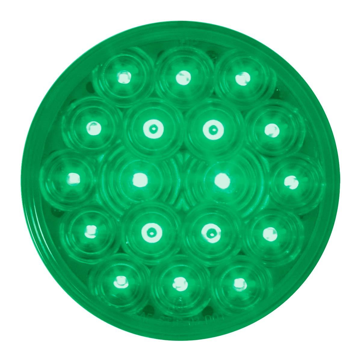 Interior 4 Fleet Green 18 LED Grand General 76898 Sealed Light