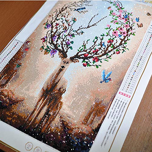 potato & straw Deer elk Animals 5d Full Diamond Painting DIY Diamond Embroidery Rhinestone Mosaic Pattern Cross Stitch Kits Picture ()