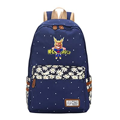 YOYOSHome Anime My Hero Academia Cosplay Bookbag Daypack Shoulder Bag Backpack School Bag: Computers & Accessories