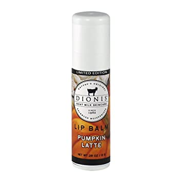 Amazon Com Dionis Goat Milk Skincare Lip Balm 0 28 Oz Pumkin