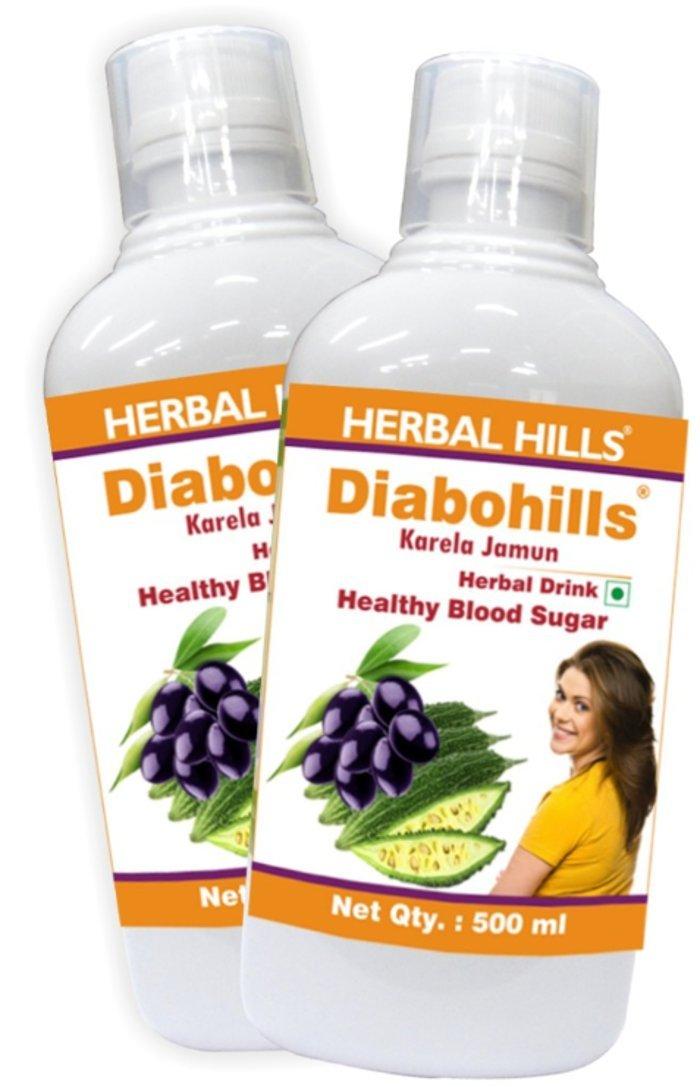 herbal hills amla juice para diabetes