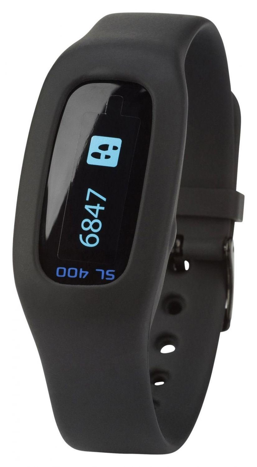 IntersportSL 400 CONNECT ACTIVITY TRACKER - schwarz