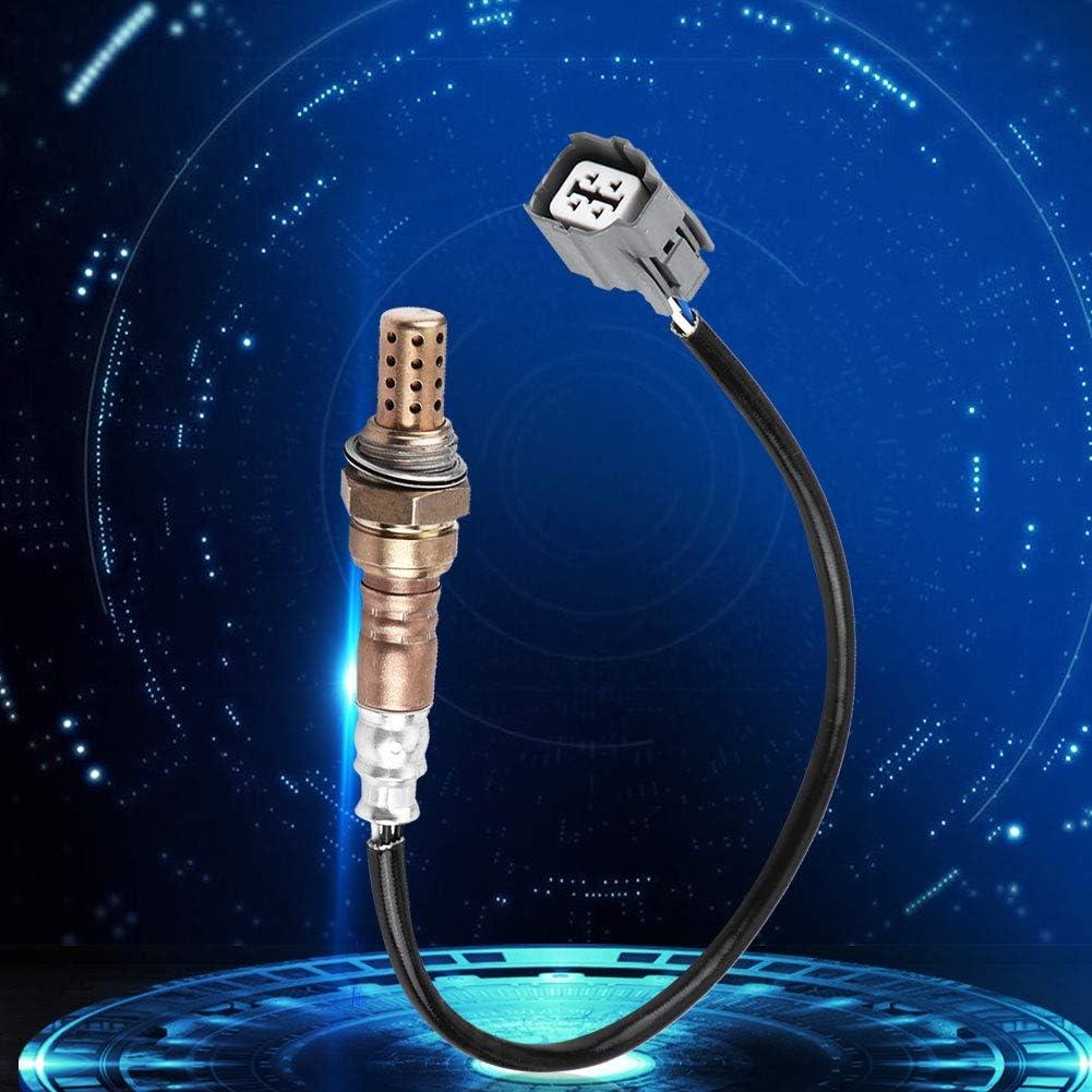 Hlyjoon O2 Sensore di Ossigeno 1 Pz O2 Rapporto del combustibile NellAria Sensore di Ossigeno 2344659 Sostituzione Diretta della Parte Lambda 13363 per Civic DX Ex GX HX LX DX 234-4659