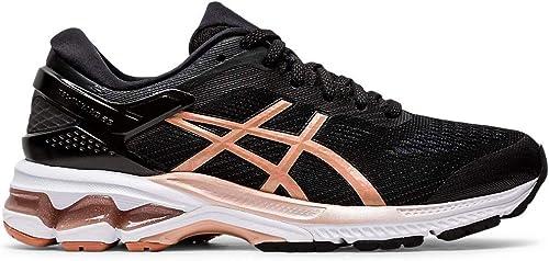 ASICS Gel-Kayano 26 - Zapatillas de running para mujer, Negro ...