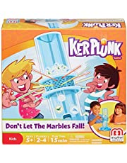 Mattel Games Kerplunk Classic Kids Game with Marbles, Sticks and Game Unit, Easy-to-Learn, Makes a Great Gift for 5 Year Olds and Up