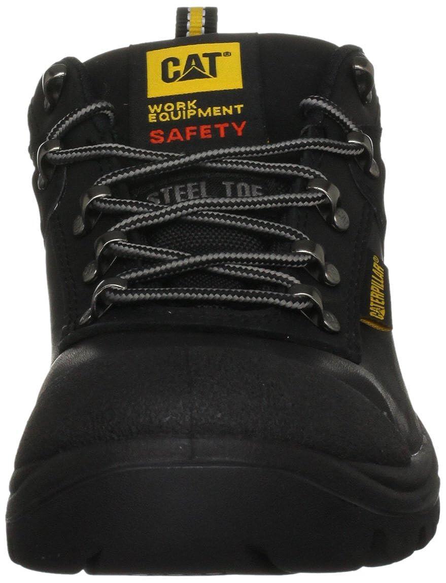 461cdcfe319 Cat Footwear TORQUE S3 705301 - Zapatos para hombre, color negro, talla 46:  Amazon.es: Industria, empresas y ciencia