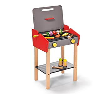 TCM Tchibo Kindergrill Spielgrill Barbecue Grill Spiel Küche ...