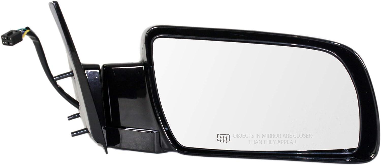 Kool Vue Power Mirror For 88-99 Chevrolet K1500 C1500 Passenger Side
