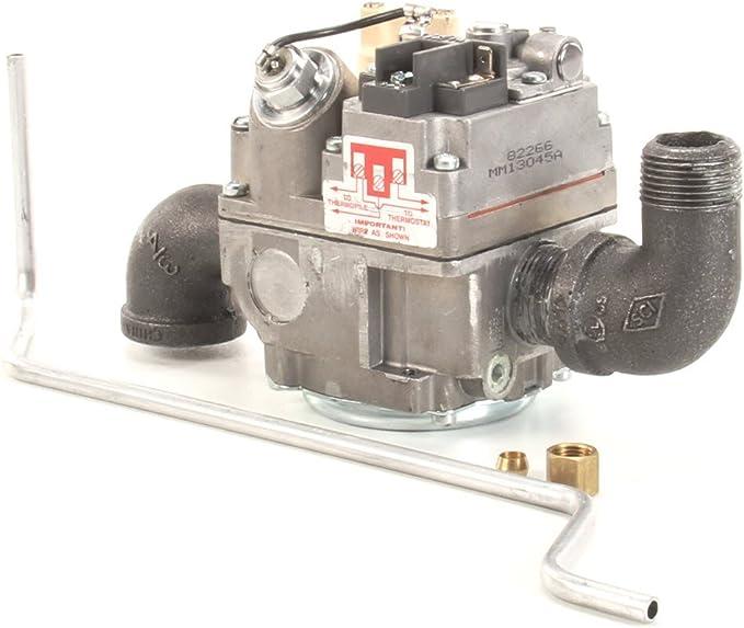 Royal gama 3114-kit freidora Válvula de gas natural: Amazon.es: Bricolaje y herramientas